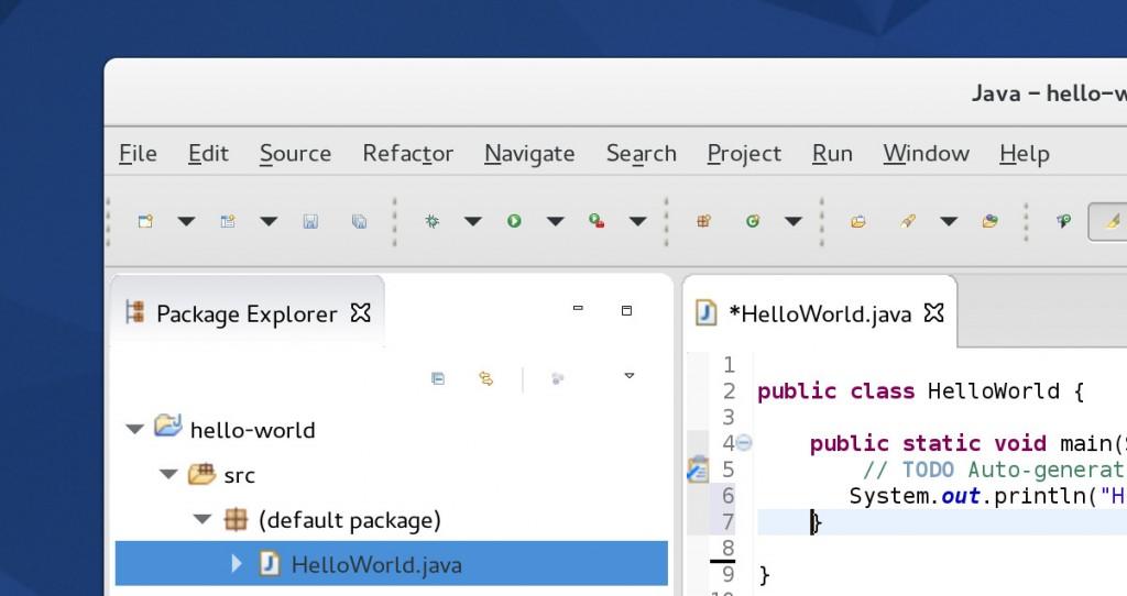 Mangelhafte Icon-Darstellung in Eclipse