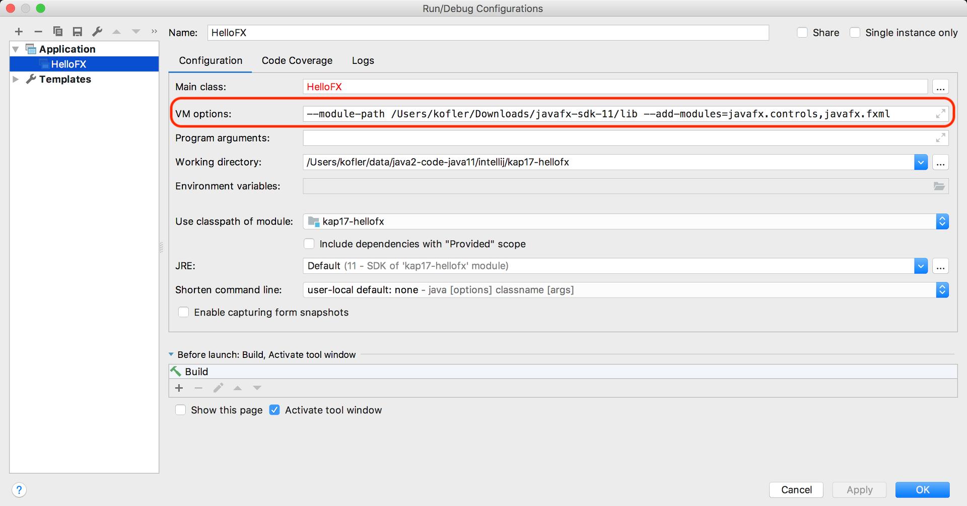 Java 11 | kofler info
