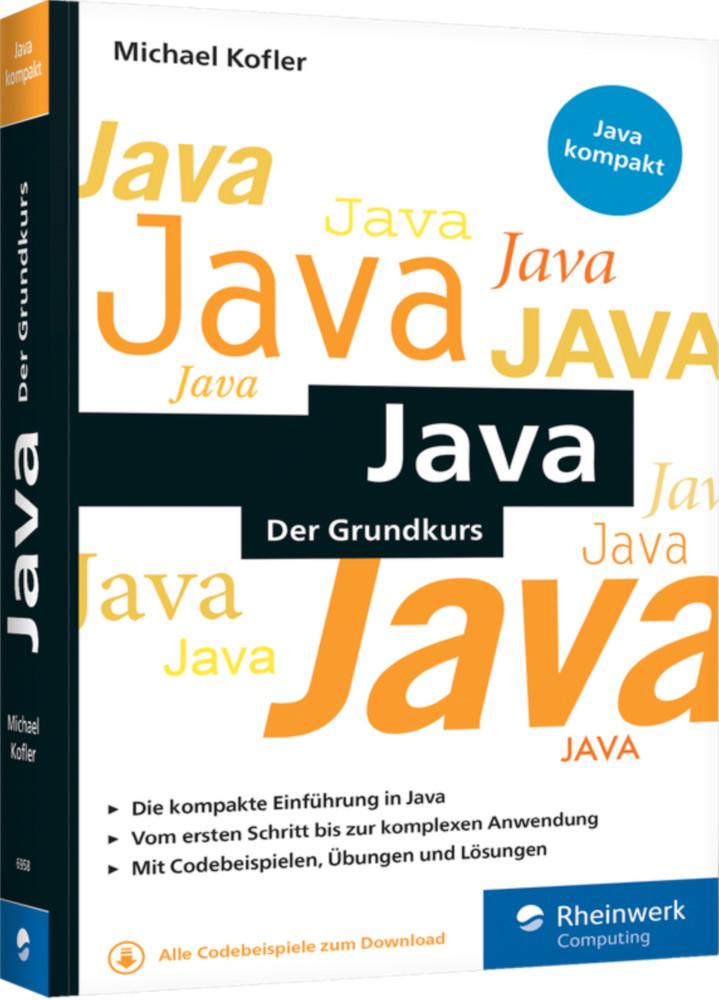 Programmieren Lernen Mit Java Ebook