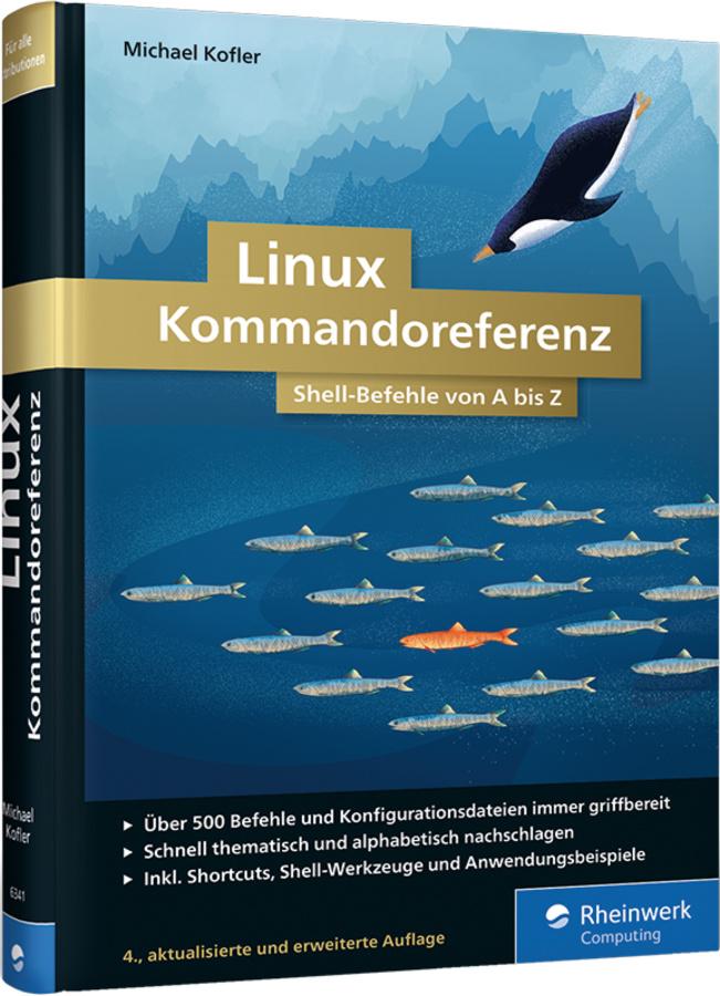 Linux – Kommandoreferenz | kofler info