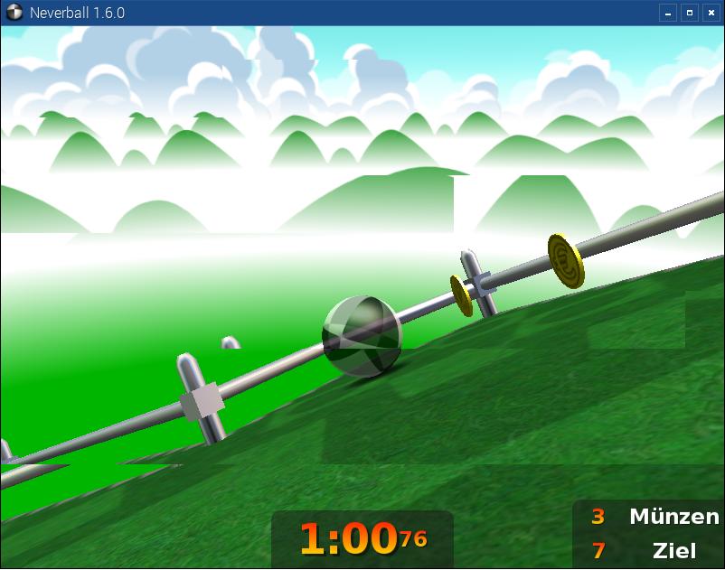Hardware-unterstütztes OpenGL | pi-buch info